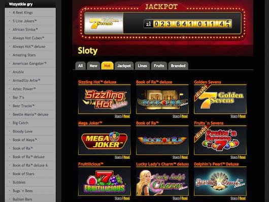 Graj na pieniądze online w StarGames
