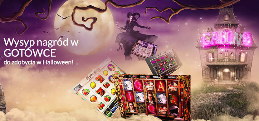 Sprawdź promocje i oferty kasyn online na Halloween 2015