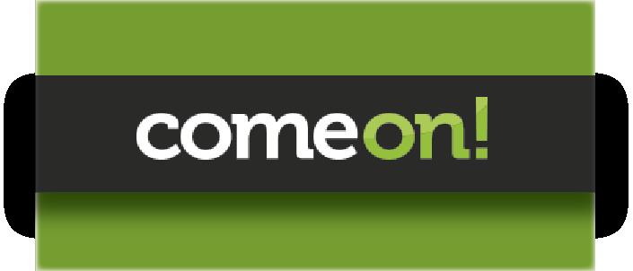 ComeOn Kod Bonusowy SHVIP - Rejestracja 2016