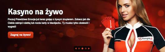 Graj na żywo w gry kasynowe na kasyno.pl