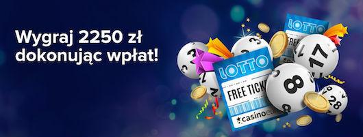 Odbieraj losy na loterię i weź udział w losowaniu nagród pieniężnych w CasinoEuro