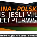 Odbierz bonus w Expekt na mecz Polska Ukraina