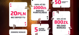Energy Casino promocja 2018