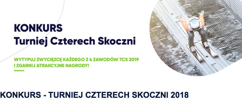 Konkurs forBET Konkurs Czterech Skoczni 2018/2019