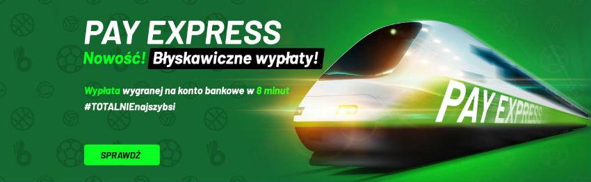 Błyskawiczne wypłaty TOTALbet- Przelewy24