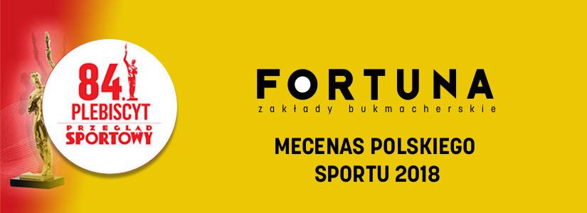 Fortuna mecenasem polskiego sportu