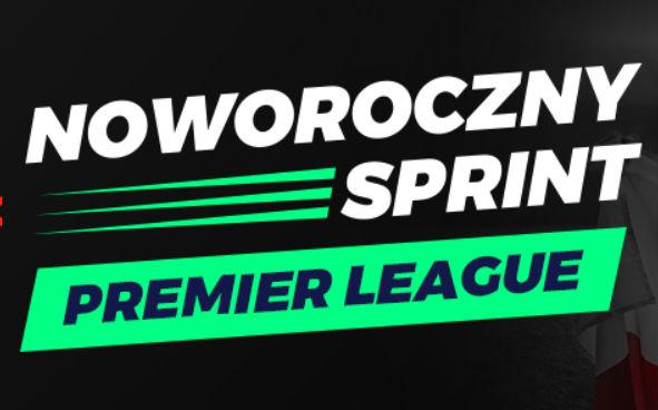 Noworoczny Sprint z Premier League Totolotek