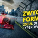 Bonus 200 PLN od Fortuny na Formułę 1