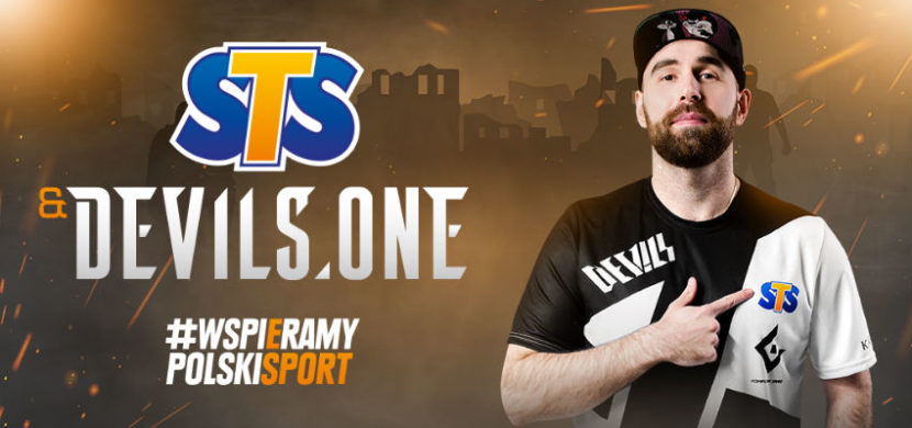 STS sponsorem Devils.one. STS wspiera esport