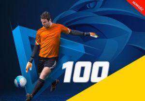 Promocja LV BET bonus do 100 PLN na powrót Ekstraklasy