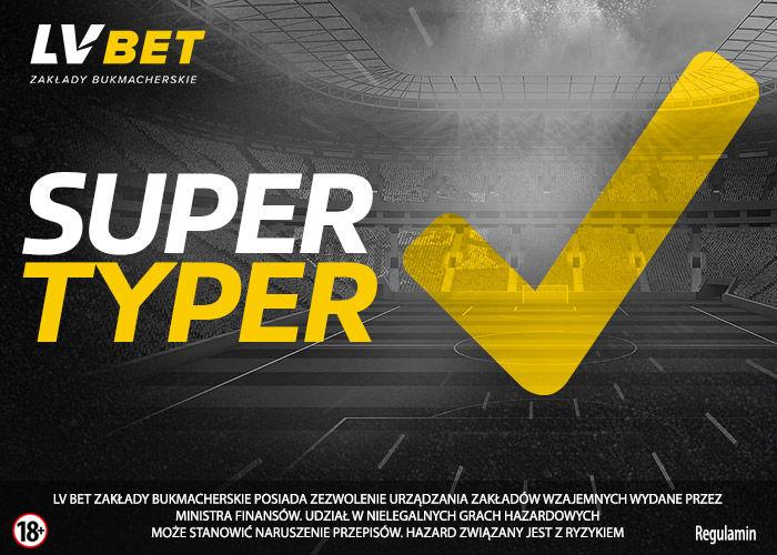 Typuj Ekstraklasę w LV BET. Zgarnij bonus 15 000 PLN