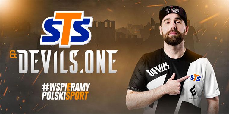 STS sponsor Devils One