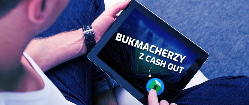 Cash out u bukmacherów - jak działa?