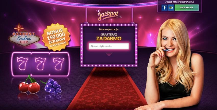 Darmowe kasyno online Jackpot.pl
