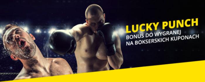 Fortuna bonus 20 PLN MB Boxing Night