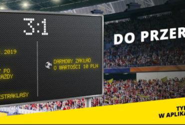 Fortuna Ekstraklasa - freebet mobile