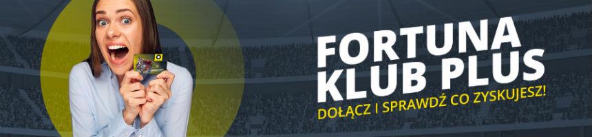 Fortuna Klub Plus punkty