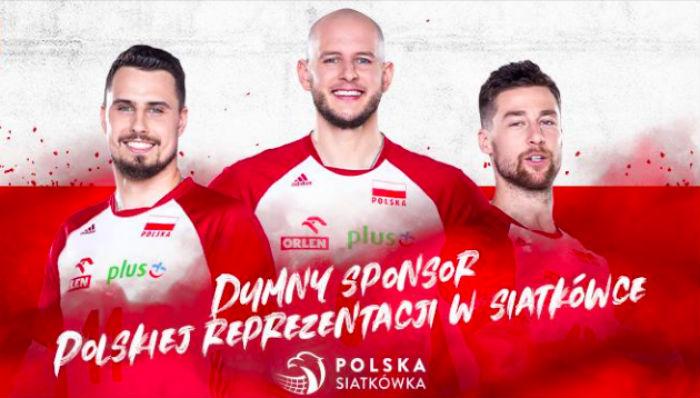 Betclic sponsor reprezentacji Polski w siatkówce