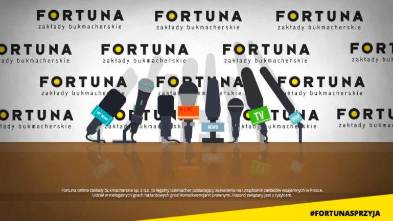 Fortuna sponsor