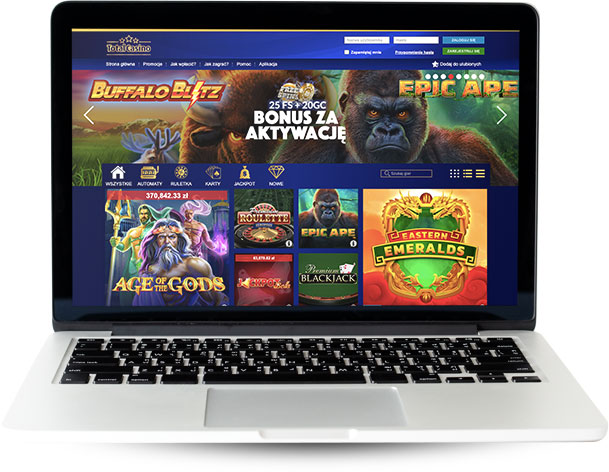 Total Casino oferta