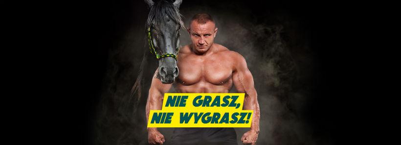 Mariusz Pudzianowski ambasador Betfan