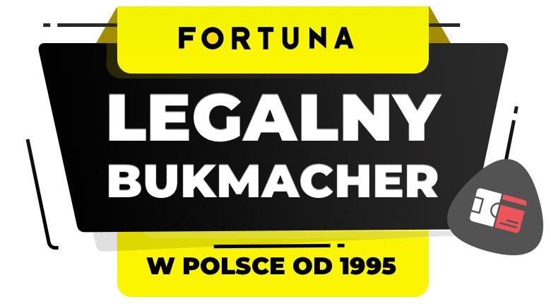 Fortuna legalny od 1995