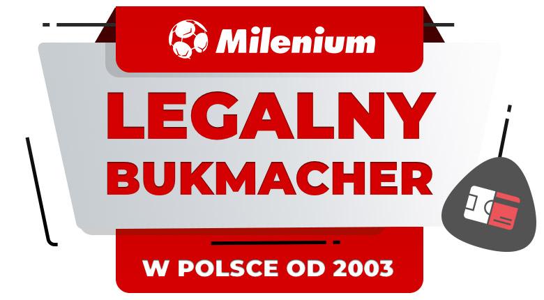 Milenium legalny od 2003