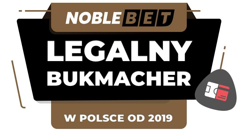 NobleBET legalny od 2019