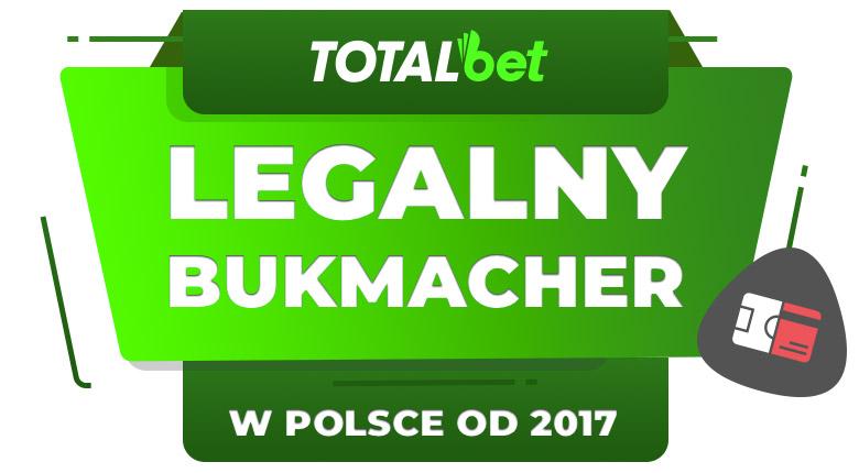 Totalbet legalny od 2017