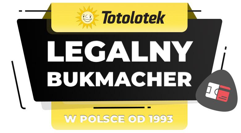Totolotek legalny od 1993
