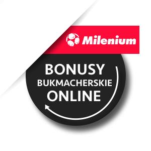 Milenium bonusy i promocje