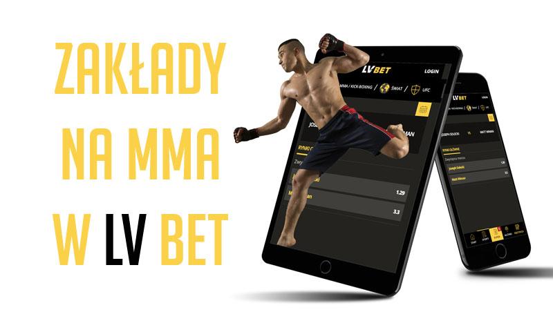 LV BET zakłady na MMA