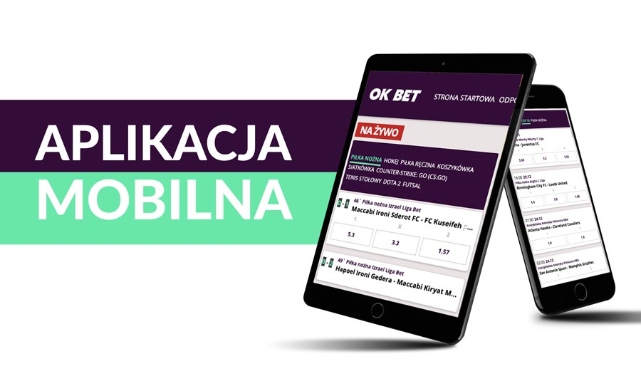 OKbet aplikacja mobilna