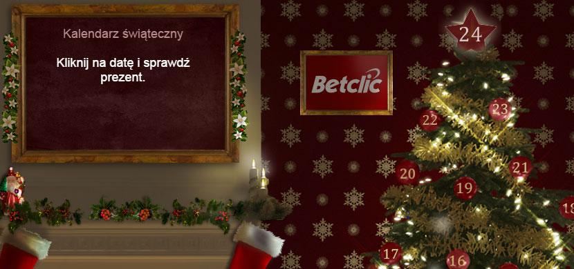 promocja świąteczna Betclic