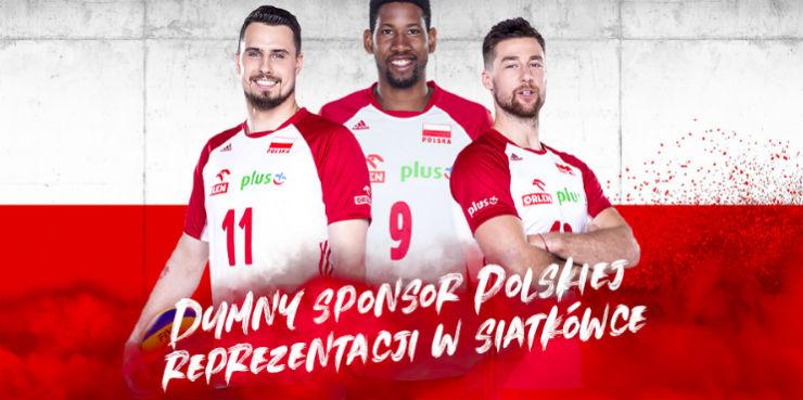 Betclic oficjalnym sponsorem reprezentacji Polski w piłce siatkowej mężczyzn