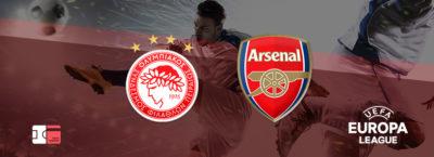 Olympiakos-Arsenal jak typują bukmacherzy