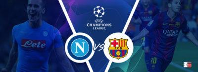SSC Napoli - FC Barcelona, Liga Mistrzów kursy