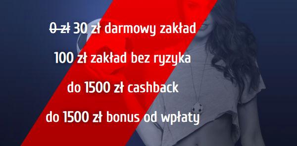 Milenium bonusy powitalne