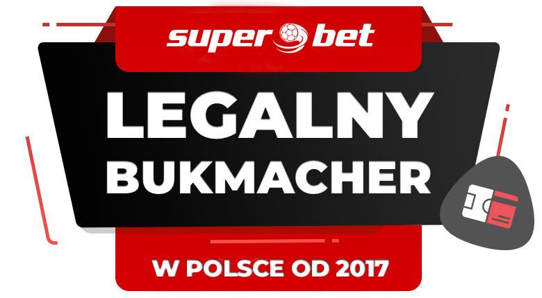 Superbet legalny bukmacher