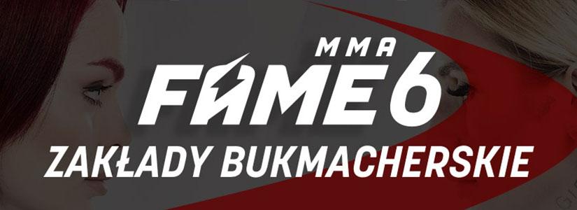 LV BET zakłady na Fame MMA 6