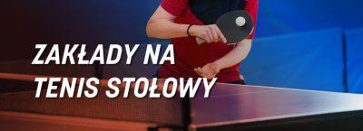 Jak obstawiać tenisa stołowego?