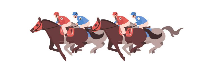 Zakłady na wirtualne wyścigi konne