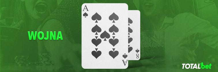 Zakłady na gry karciane TOTALbet