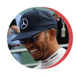 Lewis Hamilton zakłady