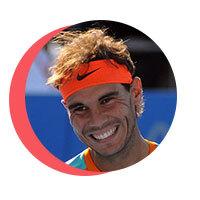 Rafael Nadal kursy