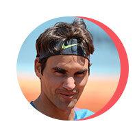 Roger Federer kursy