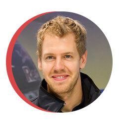 Sebastian Vettel zakłady