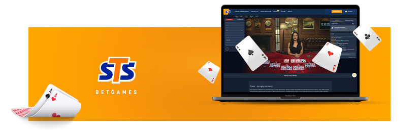 STS Betgames Poker