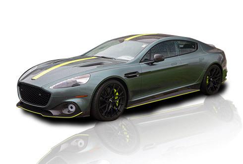 Aston Martin Grzegorz Krychowiak