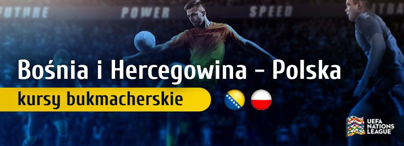 BIH - Polska - mecz LN